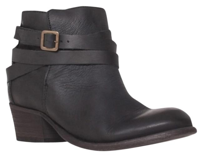Item - Black Horrigan Leather Boots/Booties Size US 8
