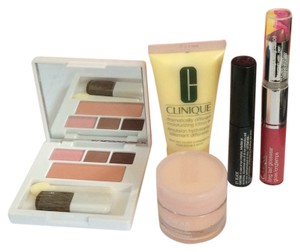 Clinique 7 pieces makeup Lulu dk Collection CLINIQUE 7 PIECES MAKEUP LULU DK COLLECTION