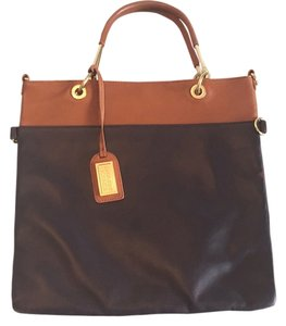 Badgley Mischka Tote in Brown