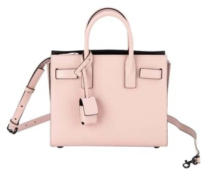 Saint Laurent Tote in Pale Pink