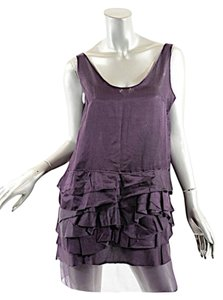 3.1 Phillip Lim short dress Purple Mini Tank on Tradesy