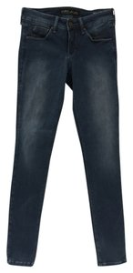 Fade to Blue Excellent Nice Skinny Jeans-Medium Wash