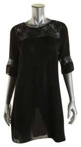 Socialite short dress Black on Tradesy