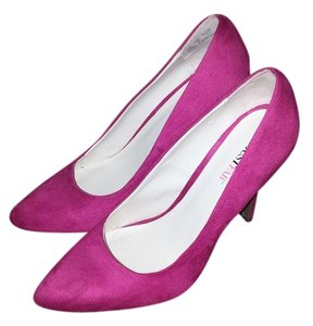 JustFab Pink Pumps