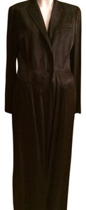 Black Maxi Dress by Jil Sander