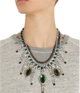 Lulu Frost Lulu Frost Absinthe Statement Necklace