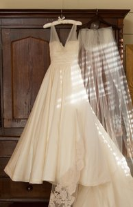 Anne Barge Anne Barge Custom Gown (chatham + Antoinette) Wedding Dress