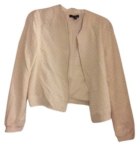 Ann Taylor Cream/ivory Jacket