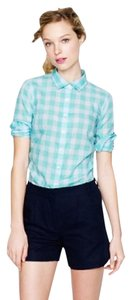 J.Crew Button Down Shirt mint