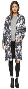 BB Dakota Bb Floral Duster Coat