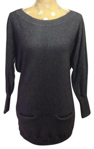 Juicy Couture Sweater Gray Tunic