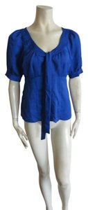 Nanette Lepore Top BLUE