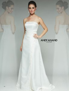 Andy Anand Couture A 9207 Wedding Dress
