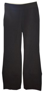 Banana Republic Lined Petite Straight Pants black
