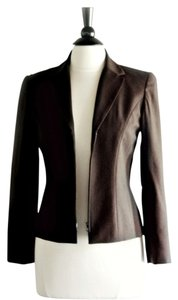 Ann Taylor Jacket Short Jacket brown Blazer