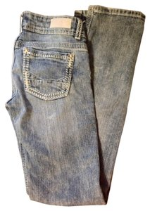 Daytrip Straight Leg Jeans-Light Wash