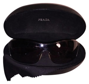 Prada Oversized Wrap SunglasseS
