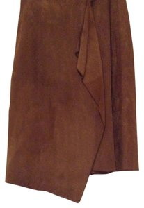 Laundry by Shelli Segal Skirt Brown