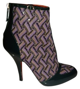 Missoni Black/Multicolor Boots