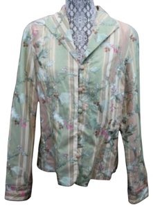 Coldwater Creek Embroidered Blazer