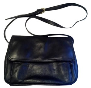 Giani Bernini Handbag Leather Satchel Shoulder Bag