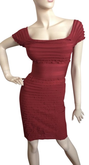 Preload https://item5.tradesy.com/images/max-studio-red-ruby-knee-length-night-out-dress-size-2-xs-1253234-0-0.jpg?width=400&height=650