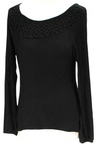 Tahari Embroidered Sweater