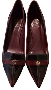Tory Burch Plum Pumps