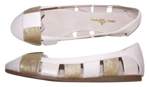 Girly Girl Cream Flats