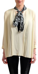 Just Cavalli Top Cream Beige