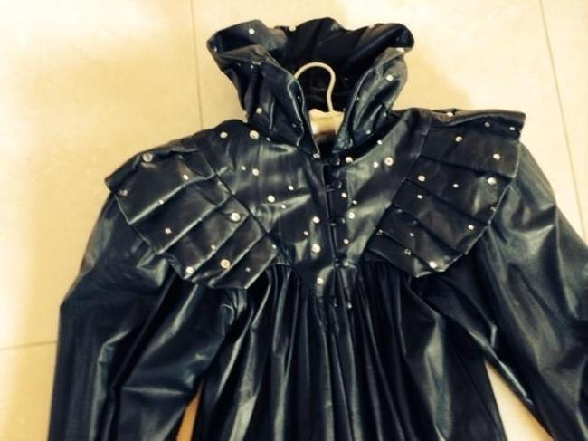ONE OF A KIND SHOW PIECE Swing Coat