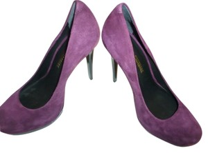 Pour La Victoire Womens Solid Pumps Heels Stilettos Wine Platforms