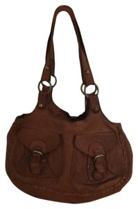 Carla Mancini Tote in Brown