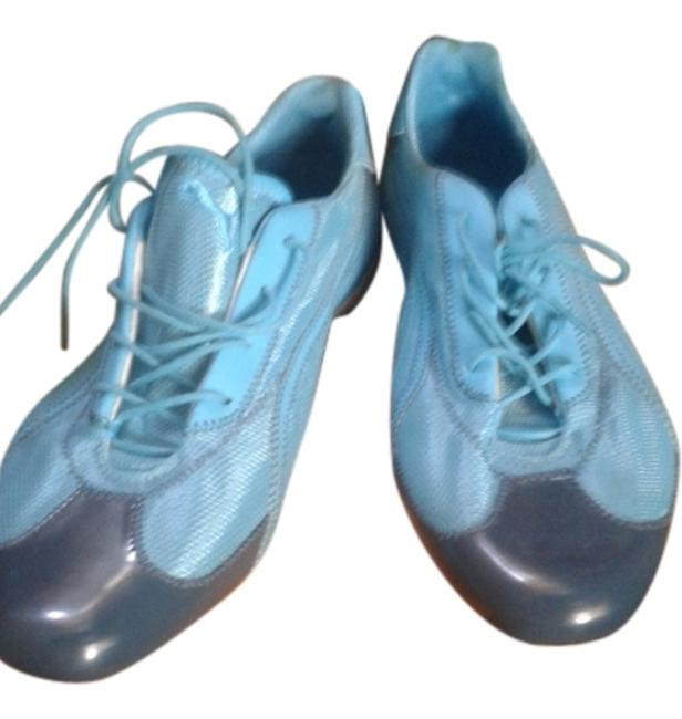 Item - Blue Or Turquoise Sneakers Size US 10.5 Regular (M, B)