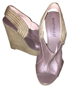 Boutique 9 Grey/taupe Sandals