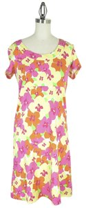 Lilly Pulitzer short dress floral on Tradesy