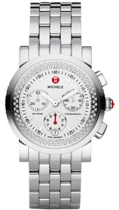 Michele Michele Women's MWW01C000003 Sport Sail Swiss Quartz Silver Watch