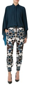 Versace Collection Athletic Pants multicolor
