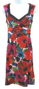 Nanette Lepore short dress Silk on Tradesy