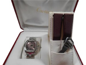 Cartier Cartier Ladies Diamond Roadster Watch, Extra Band, ON SALE