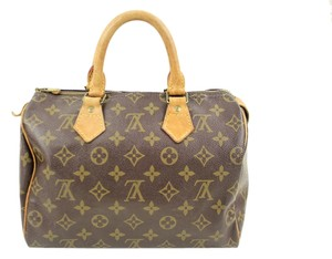 Louis Vuitton Speedy Mini Speedy Spedy Speedie Satchel in Monogram