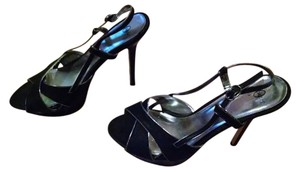 Joey O Heels Sandals black, silver Pumps