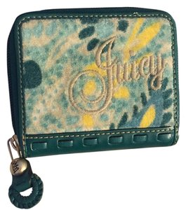Juicy Couture Juciy Couture Paisley Wallet