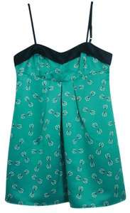 Marc Ecko short dress Green on Tradesy