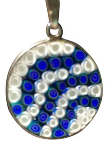 Other AUTHENTIC ITALIAN VENETIAN PENDANT MADE OF MOSAIC GLASS