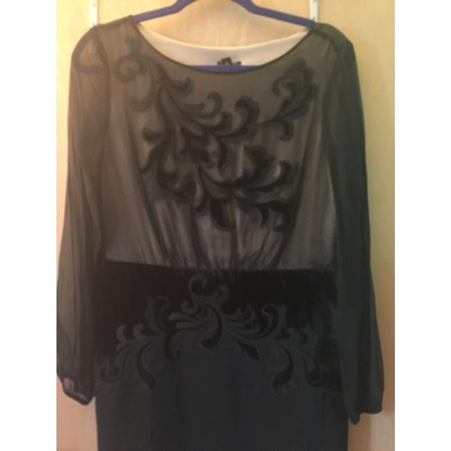 Ann Taylor Embroidered Mesh Dress Image 4