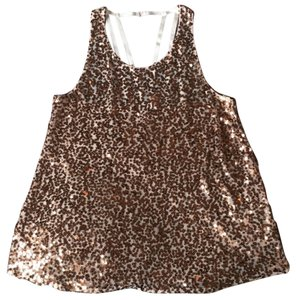 Free People Top Bronze