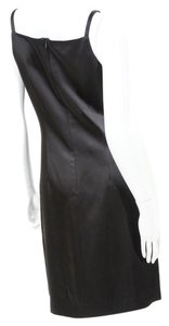 Lynn Lugo Satin Cocktail Dress