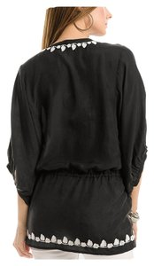 Guess By Marciano Silk Embroidery Tunic