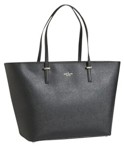d9ac09afbac8 Kate Spade Work Bags Saffiano Leather Professional Large Work Bags Tote in  Black